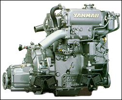 Picture - Yanmar 2GM20F